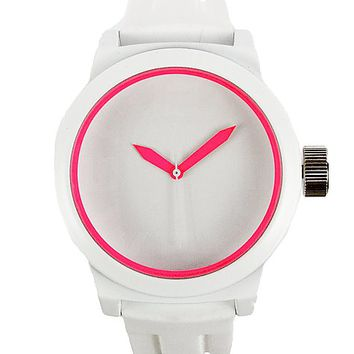 Kenneth Cole Reaction Pink Dial Watch