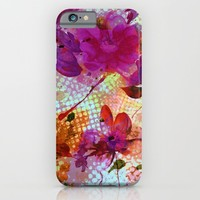 flowers and light iPhone & iPod Case by clemm