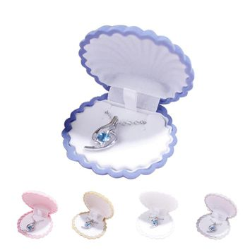 Ring Box Earring Packing Pendant Jewelry Box Velvet Gift Display Jewellery Case 8.30