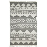 Turkish-T - Phoenix Beach Towel | Black