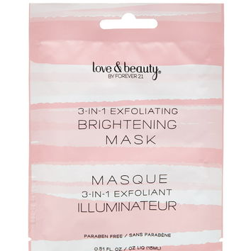 Exfoliating Brightening Mask