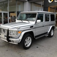 Mercedes-Benz : G-Class G55 4dr 4WD 5.5L AMG in Mercedes-Benz | eBay Motors