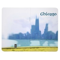 Air Brushed Chicago Skyscrapers
