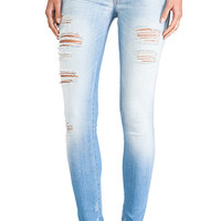 Frankie B. Jeans My BFF Jegging in Spring Blue
