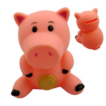 Toy Story Pig HAMM Coin Piggy Money Bank Figure
