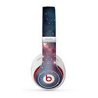 The Bright Pink Nebula Space Skin for the Beats by Dre Studio (2013+ Version) Headphones