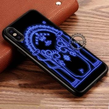 The Lord Of The Rings Gate Of Moria iPhone X 8 7 Plus 6s Cases Samsung Galaxy S8 Plus S7 edge NOTE 8 Covers #iphoneX #SamsungS8