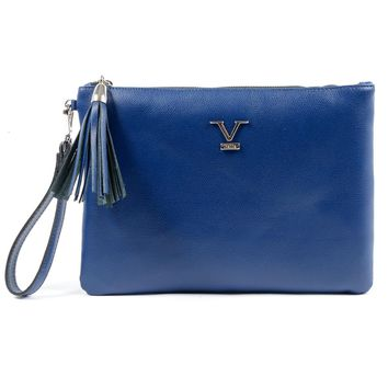 V 1969 Italia Womens Handbag Blue PECHINO