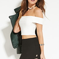Strappy Cutout Mini Skirt | Forever 21 - 2000151140