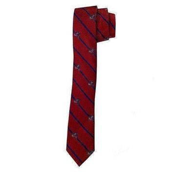 Columbus Blue Jackets NHL Silk Neck-Tie