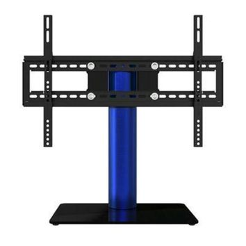 ONETOW Table Top Tv Stand Blue