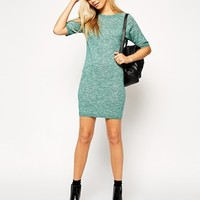 ASOS Sweater Dress with Half Sleeve