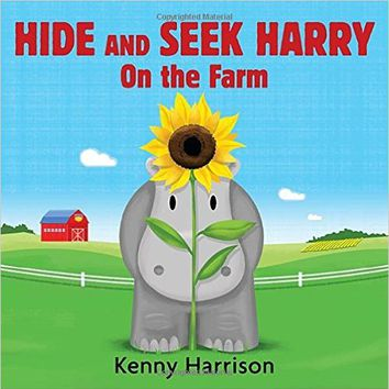 Hide and Seek Harry on the Farm Board book – March 24, 2015