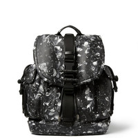 Givenchy - Camo Flower-Print Leather Backpack | MR PORTER