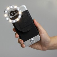 Ztylus LED RV L1 Ring Light iPhone Case Attachment
