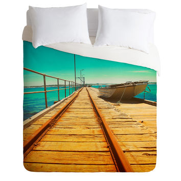 Happee Monkee The Jetty Duvet Cover