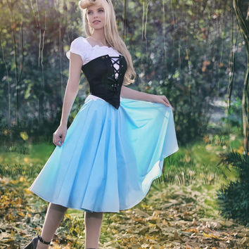 Sleeping Beauty Costume By TiCCi Rockabilly Clothing