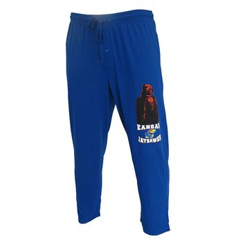 Star Wars College Kansas Jayhawks Darth Vader Pants