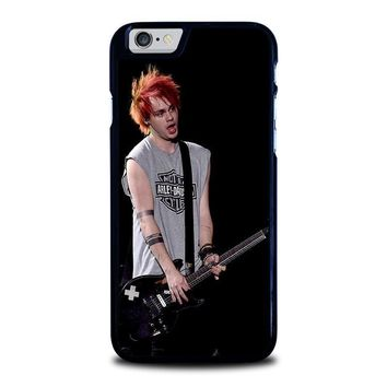 michael clifford 5sos five seconds of summer iphone 6 6s case cover  number 1