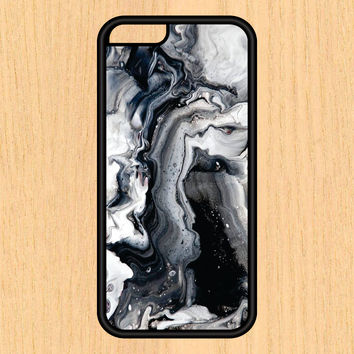 Grey Marble Slab Textured Design Art iPhone 4 / 4s / 5 / 5s / 5c /6 / 6s /6+ Apple Samsung Galaxy S3 / S4 / S5 / S6