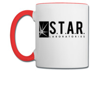 STAR Labs - Coffee/Tea Mug