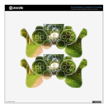 COME THIS WAY PS3 CONTROLLER SKIN