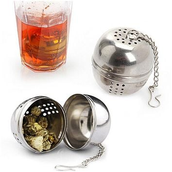 Stainless Steel Tea Infuser  Kitchen Accessories