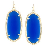 Elle Earrings in Cobalt - Kendra Scott Jewelry