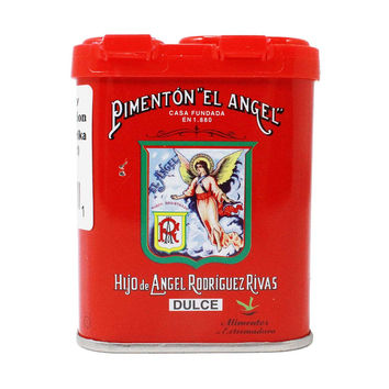 El Angel - Smoked Sweet Paprika, Gluten Free, 2.65 oz