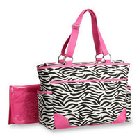 Out & About Tote Diaper Bag