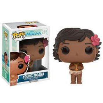 POP! DISNEY 215: MOANA - YOUNG MOANA