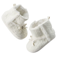 Carter's Cable-Knit Crib Boots