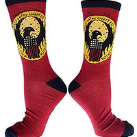 Fantastic Beasts And Where To Find Them Ministry Crew Socks