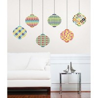 WallPops® by Jonathan Adler Lanterns Wall Art Kit
