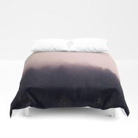 Warm winter Duvet Cover by Printapix