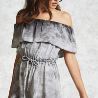 Contemporary Mineral Wash Romper
