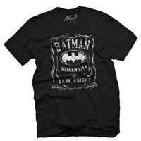 Batman Gotham City Men's T Shirt