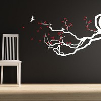 Blossom Branch Large Wall Sticker
