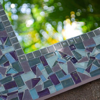 Large Mosaic Mirror, Made to Order