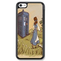 Vogueline Doctor who with Beauty and the beast Design Hard Case Cover Skin for iphone 6 case iphone 6plus iphone 5 5s 4 4s iphone 5c Samsung Galaxy S5 S3 S4 note 2 note3 note4 (Case for iPhone 6plus(Black Hard))