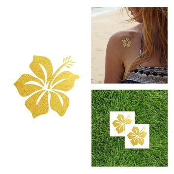 2 PACK Hawaiian Flower
