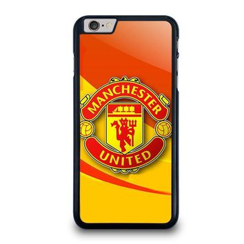 manchester united iphone 6 6s plus case cover  number 1