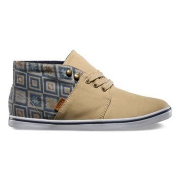Vans Camryn Slim (Native taose taupe/ombre blue)