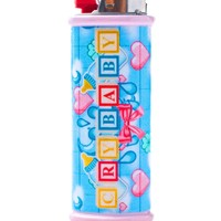 Crybaby Bic Lighter Case