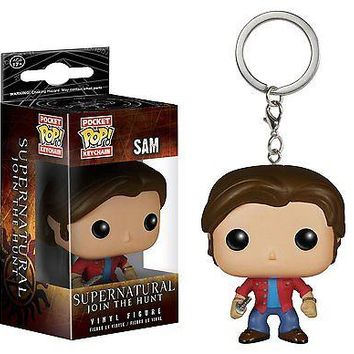Funko Pocket Pop: Supernatural - Sam Keychain