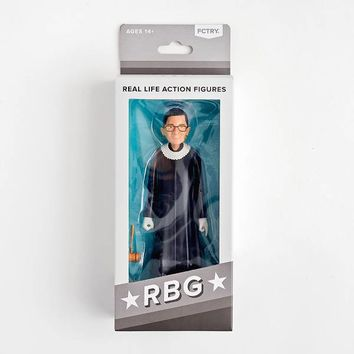 RBG Action Figure | Paper Source