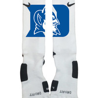 Custom Nike Elite Socks-Duke University
