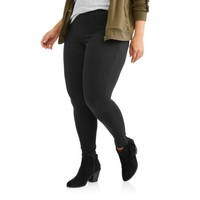 Faded Glory Women's Plus Ankle Length Jeggings - Walmart.com
