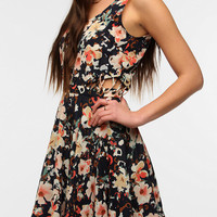 Urban Outfitters - Lucca Couture Lattice Waist Dress