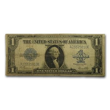 1923 $1.00 Silver Certificate VG